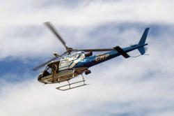 CHP AS 350 B3 in flight.