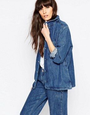 Bethnals Tommy Relaxed Denim Jacket