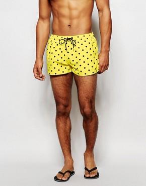 Boardies Polkadot Swim Shorts