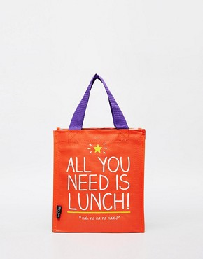 Happy Jackson All You Need Is Lunch Bag