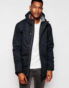 Minimum Parka With Hood