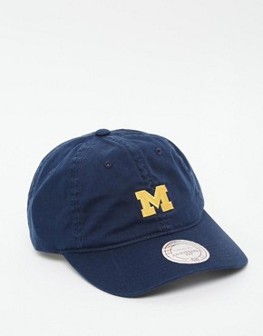 Mitchell & Ness Chukker Michigan Strapback Cap