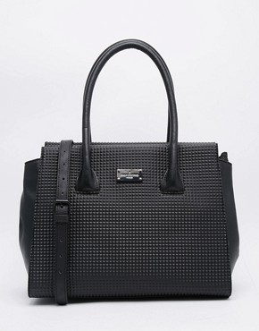 Paul's Boutique Bethany Winged Studded Tote Bag
