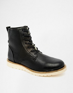 Shoe The Bear Walker Shearling-Look Boots