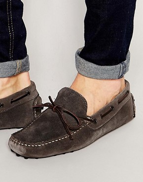 Standard Forty-Five Suede Driving Shoe