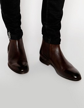 Standard Fortyfive Leather Chelsea Boots