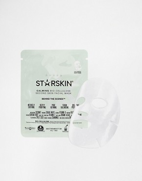 Starskin Behind The Scenes Calming Bio-Cellulose Face Mask