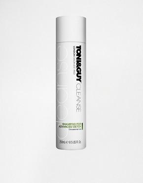 Toni & Guy Shampoo for Advanced Detox 250ml