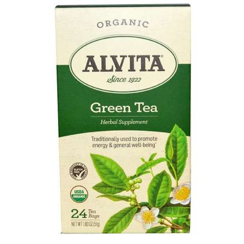 Alvita Organic Green Tea