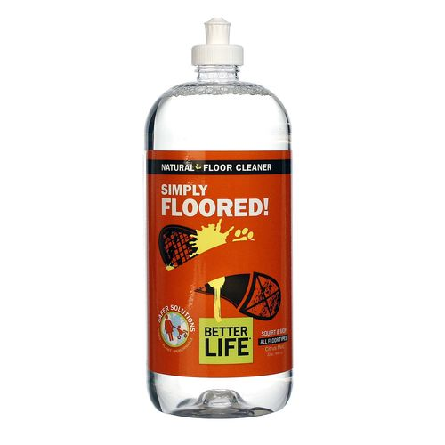 Better Life Simply Floored Natural Floor Cleaner