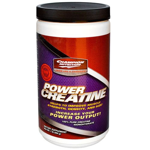 Champion Nutrition Power Creatine