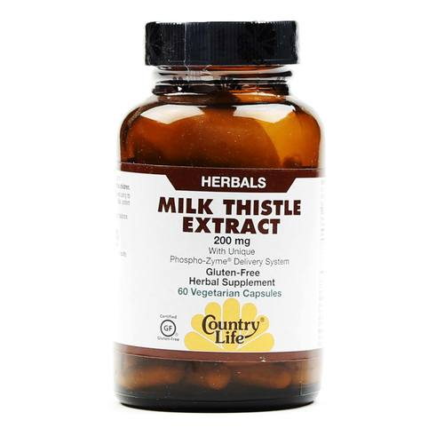 Country Life Milk Thistle Extract