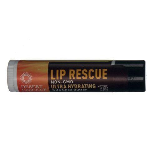 Desert Essence Shea Butter Lip Rescue
