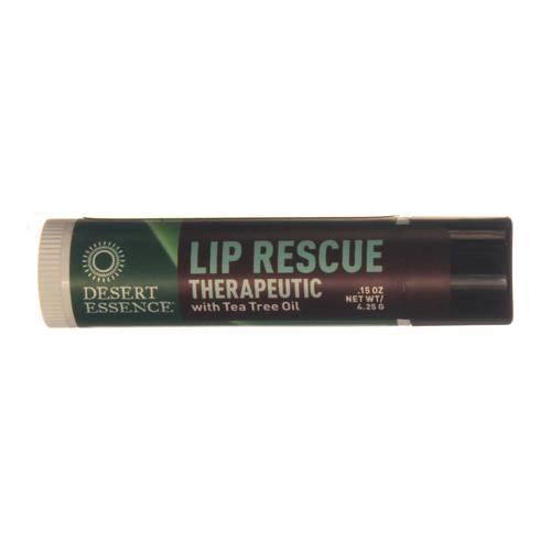 Desert Essence Tea Tree Oil Lip Rescue