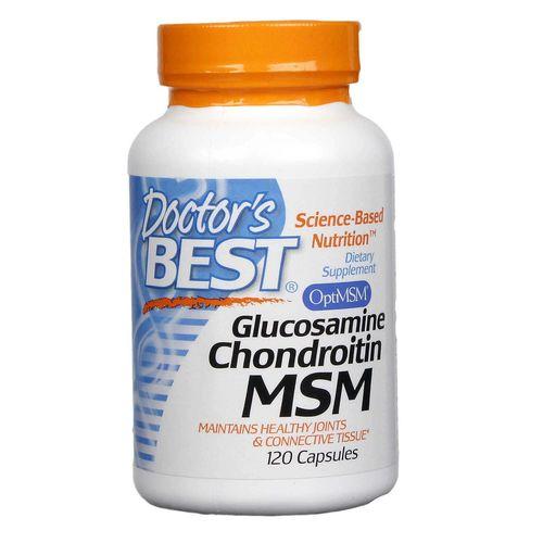 Doctor's Best Glucosamine - Chondroitin - MSM