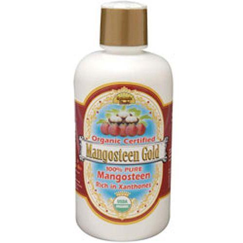 Dynamic Health Laboratories Organic Mangosteen Gold