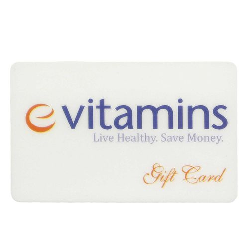 eVitamins Gift Card
