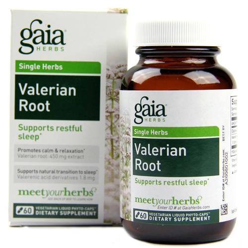 Gaia Herbs Valerian Root