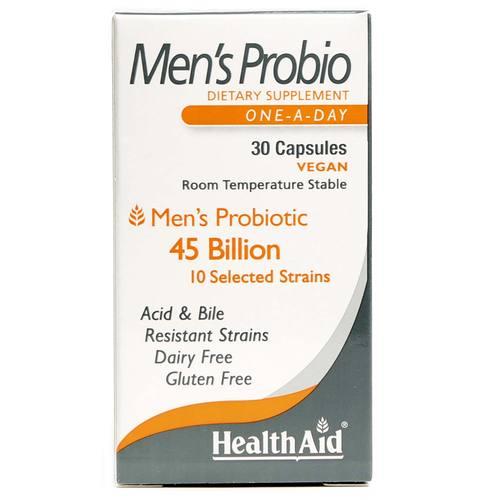 Health Aid Men's Probio 45 Billion