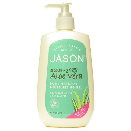 Jason Natural Cosmetics Soothing 98% Aloe Vera Moisturizing Gel
