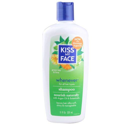 Kiss My Face Whenever Shampoo
