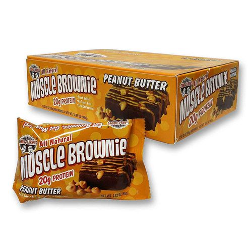 Lenny and Larry's Muscle Brownie