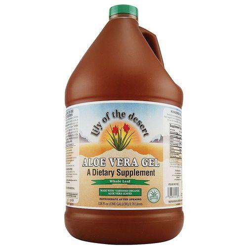 Lily Of The Desert Organic Aloe Vera Whole Leaf Gel