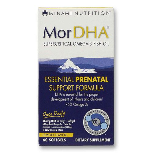 Minami Nutrition MorDHA