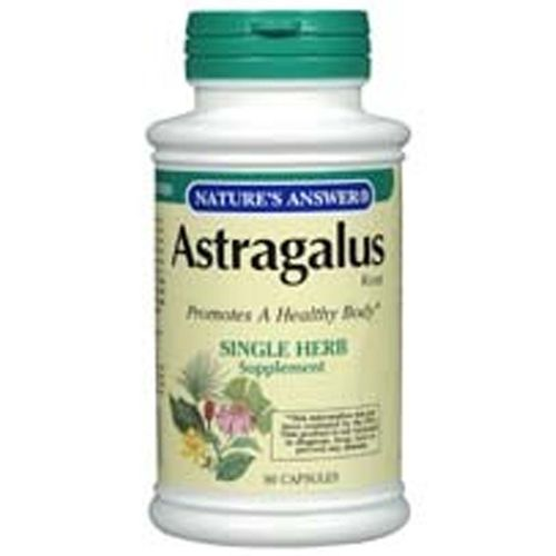 Nature's Answer Astragalus Root 1,500 mg
