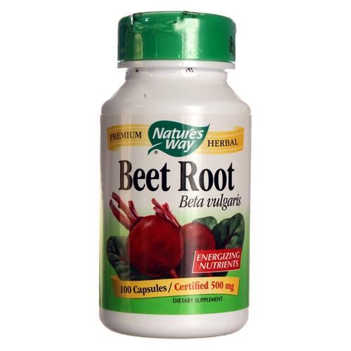 Nature's Way Beet Root Beta vulgaris