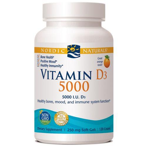 Nordic Naturals Vitamin D3 5000