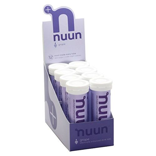 Nuun Electrolyte Enhanced Drink Tabs