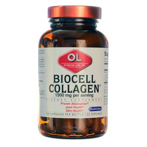 Olympian Labs Biocell Collagen II
