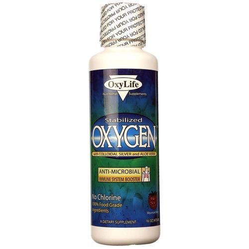 OxyLife Stabilized Oxygen
