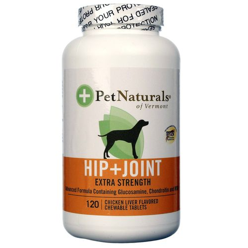 Pet Naturals of Vermont Hip & Joint Extra Strength