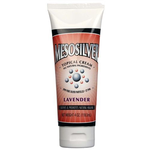Purest Colloids Mesosilver Topical Cream