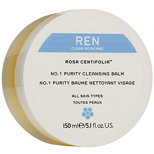 REN Clean Skincare Rosa Centifola No. 1 Purity Cleansing Balm
