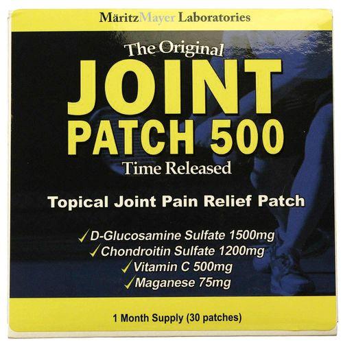 Smith Sorensen Advanced Joint Patch-CR