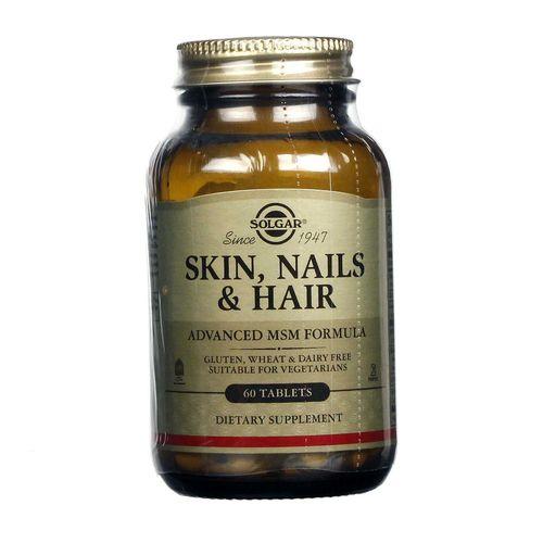 Solgar Skin, Nails & Hair Adv. MSM