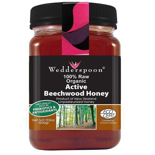 Wedderspoon Organic Beechwood Honey