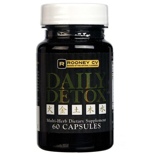 Wellements Daily Detox Herbal Caps