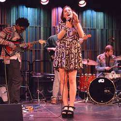 Show at the Mint, Spring 2014