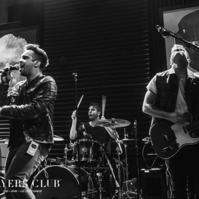 Live at the Sayers Club-Los Angeles