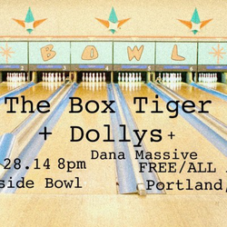 Bayside Bowl Flyer
