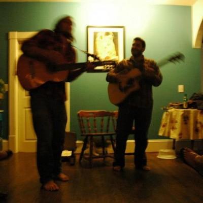 Darrin Bradbury and Mike Fabano