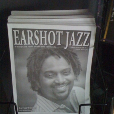 Earshot Jazz Cover
