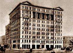 The                                 Silver Center                                c. 1900