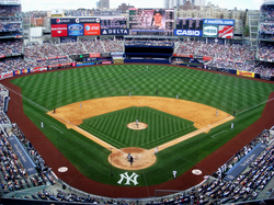 The new Yankee Stadium opened in 2009
