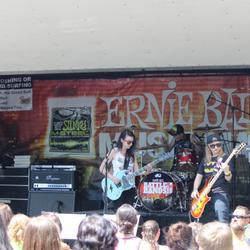 Warped Tour Cleveland 2014