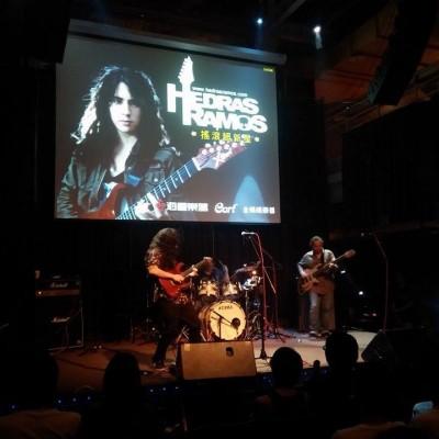Hedras Ramos - Live in TAIWAN